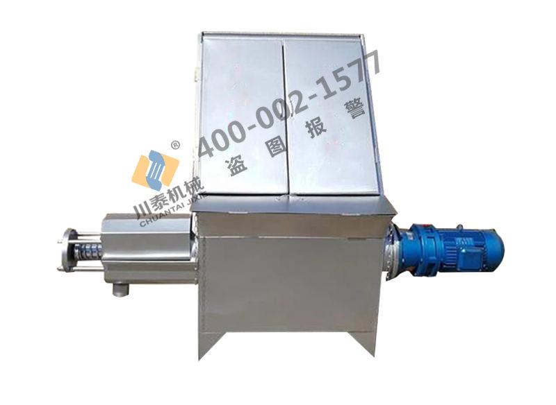 CT80斜筛式固液分离机